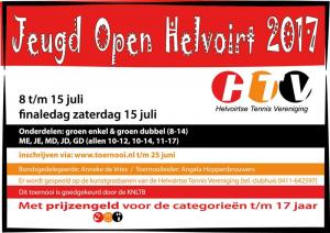 Jeugd Open 2017